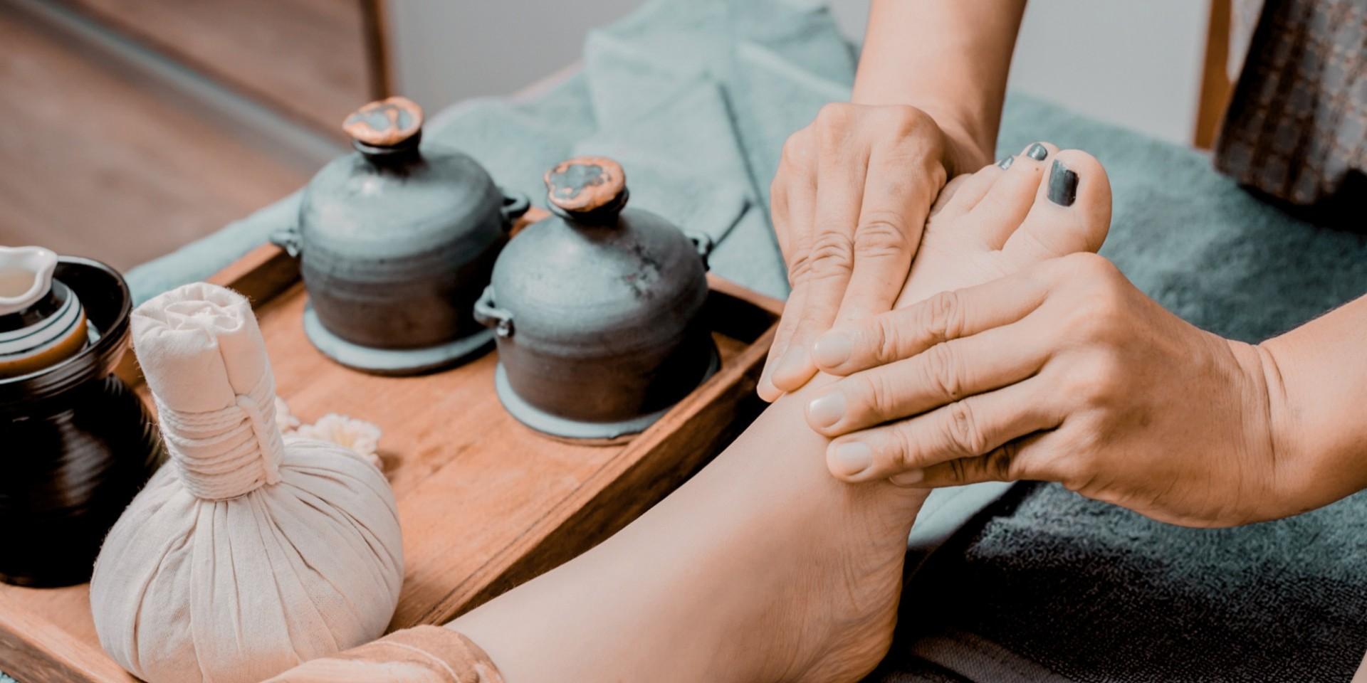 Traditional Tibetan Massage