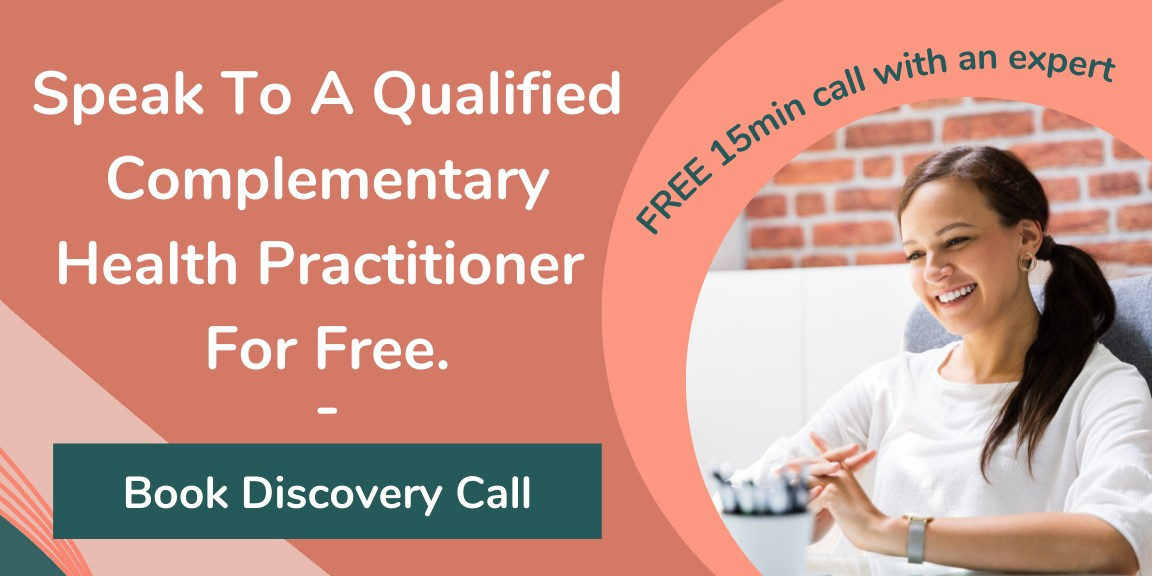 Book a FREE Discovery Call with a qualified holistic health practitioner on SoulAdvisor.com